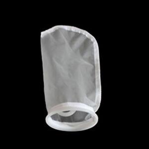 50-75-100-150-300Micron-Nylon-Mesh-7inch-NMO-Filter-Sock-Water-Liquid-Filter-Bag