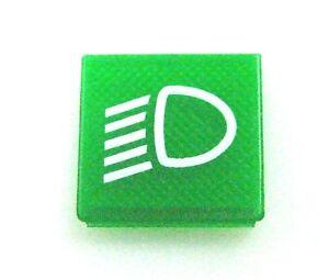 Schalter Symbolschild Symbolscheibe Abblendlicht Hella Eng Symbol