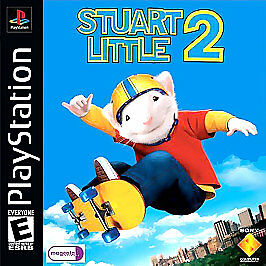 stuart little 2 car games