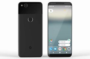 New-UNOPENED-Google-Pixel-2-XL-6-0-034-64-128GB-Unlocked-Smartphone-USA-GLOBAL