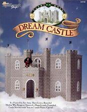 Dream Castle Barbie Doll Plastic Canvas Pattern Book RARE- 30 Days To Shop & Pay