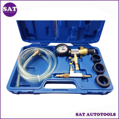 Cooling System Vacuum Purge And Refill Car Van For Radiator Kit F//H