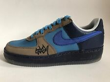 BRAND NEW NIKE AIR FORCE 1 LOW IO PREMIUM US 9 STASH INSIDE OUT AUTOGRAPHED