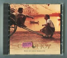 OST Soundtrack CD CITY OF JOY © 1992 EPC 471670 2 Ennio Morricone 20tr Near mint