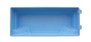 gfk schwimmbecken swimmingpool rechteck 3 1x7x1 5m komplettset fertigbecken. Black Bedroom Furniture Sets. Home Design Ideas
