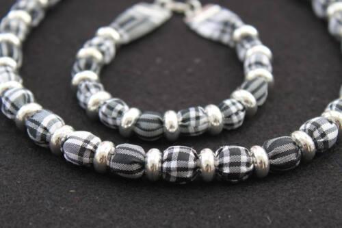 Campbell MacKenzie Boyd Clan Tartan Bracelets /& Necklaces many more Fraser