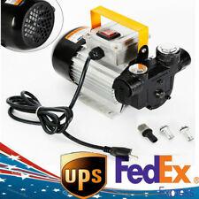 Electric Fuel Transfer Pumpself Priming Electric Oil Pump Transfer Fuel Diesel