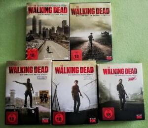 The Walking Dead Staffel 1-5