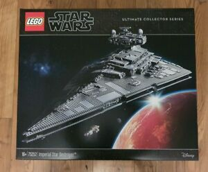 LEGO-Star-Wars-75252-Imperial-Star-Destroyer-New-in-Sealed-Box-Free-Post