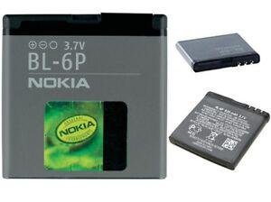 Original-NOKIA-Akku-BL-6P-fuer-Nokia-7900-Chrystel-Prism-6500-Classic-6500c