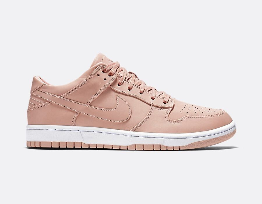 NikeLab Dunk Lux Low Arctic orange White 857587-800 Size 10.5