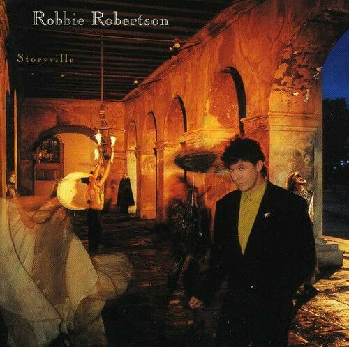 Robbie Robertson - Storyville [New CD] Canada - Import