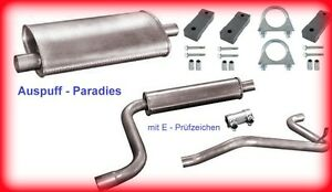 Auspuffanlage-Abgasanlage-Auspuff-Chrysler-Voyager-3-3-langer-Radstand-Anbaukit