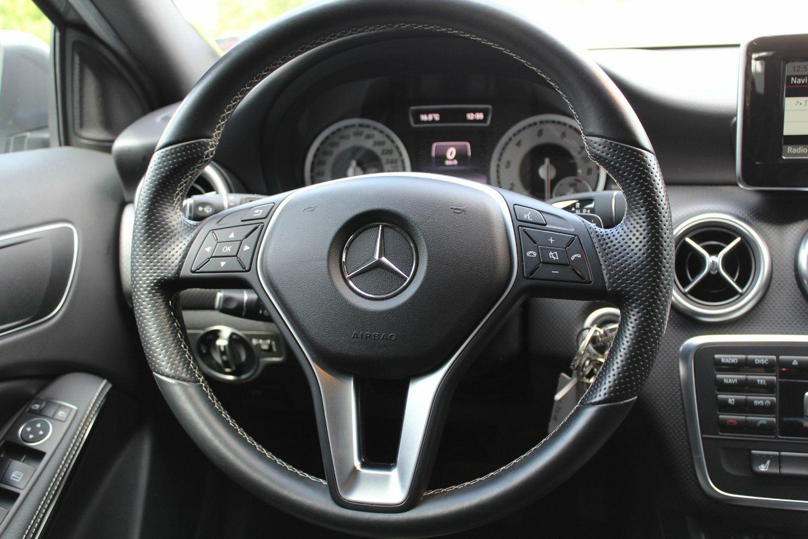 Mercedes A180 1,6 aut. - billede 6