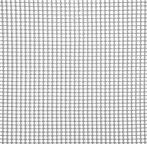 Rete Quadra da Giardino 5mm in Plastica 0,5x30m Rama Mirror Grigio