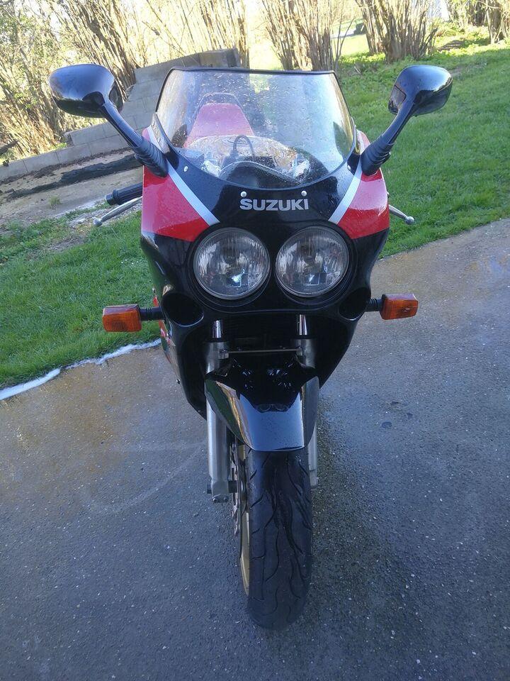Suzuki, Gsxr1100, 1127 ccm