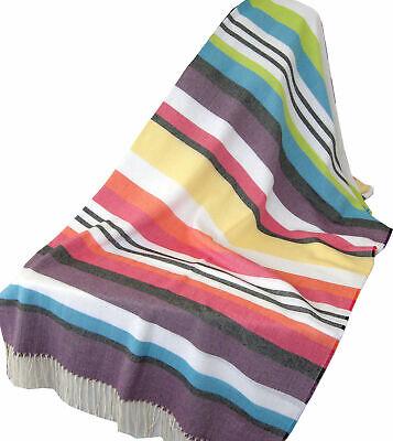 low priced b3811 8652e Missoni Home Scialle Telo mare frange - Oversized Beach Towel 100x190 Nigg  156