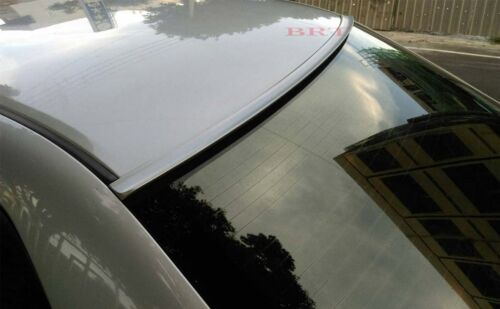 Silver Color Painted Fit 1998-2011 FORD CROWN VICTORIA-Rear Window Roof Spoiler