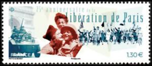 France-2019-75eme-anniversaire-de-la-Liberation-de-Paris-MNH-Neuf