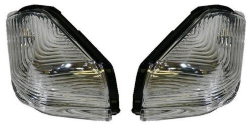 2 CLIGNOTANTS RETROVISEUR VW CRAFTER 30-50 CAMIONNETTE 2E 2.5 TDI 136 04//2006-02