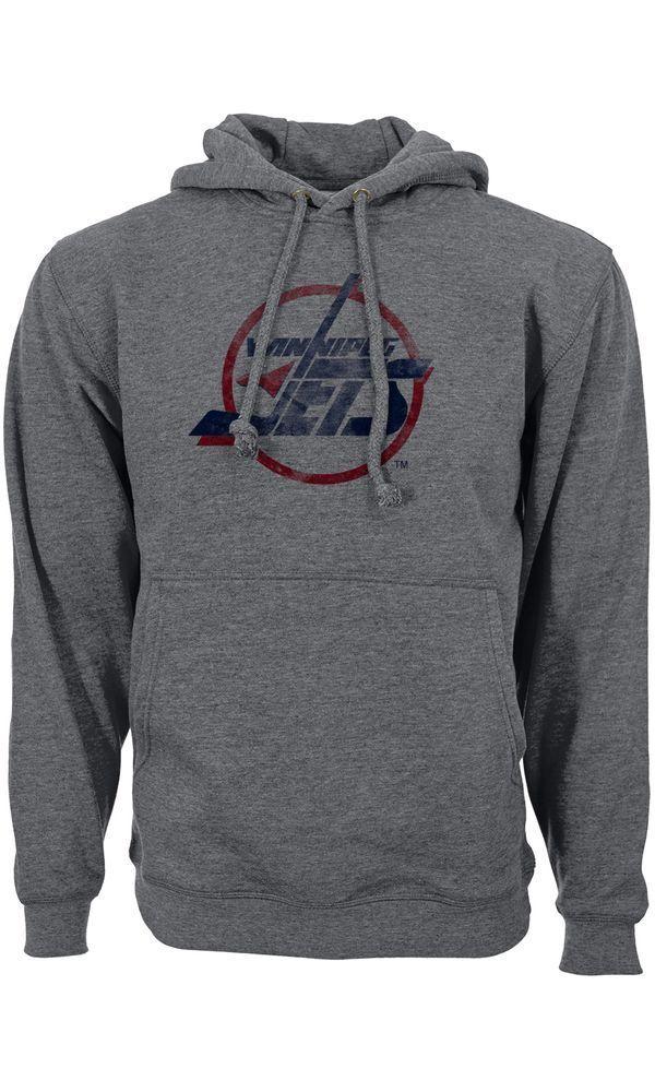 Levelwear NHL WINNIPEG JETS Retro Pullover NEU/OVP