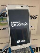 SAMSUNG GALAXY S5 G901F LTE-A 4G+ LTE WEIß FREI GEBRAUCHT GRAD AUF+ TADELLOS