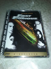 cofanetto+dvd come Nuovo FilmDVD FAST AND FURIOUS WIDESCREEN JEWEL BOX