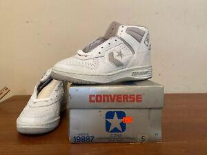 NOS Vtg 80s Converse Cons Basketball Hi
