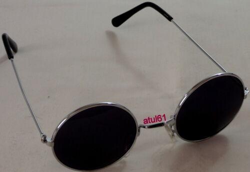 Hippie Hippy anni/'60 anni/'70 Ozzy John Lennon Round specifiche Costume Occhiali Goggles