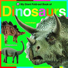 My Giant Fold-out Book of Dinosaurs by Roger Priddy (Board book, 2010)