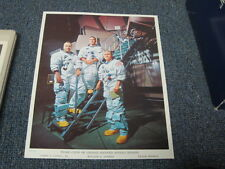 Frank Borman Autographed Photo NASA