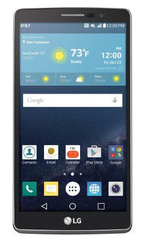 New OEM LG G Vista 2 H740 -16GB - 2GB RAM - Gray AT&T GSM Unlocked.