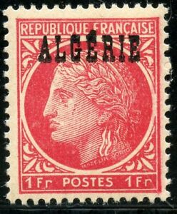STAMP-TIMBRE-ALGERIE-NEUF-N-228-TYPE-CERES-DE-MAZELIN