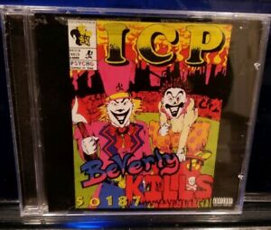 Insane-Clown-Posse-Beverly-Kills-50187-CD-2004-Press-rare-esham-twiztid-icp