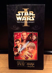 Collector-Boxset-Double-VCD-Video-CD-Star-Wars-1-The-Pantom-Menace
