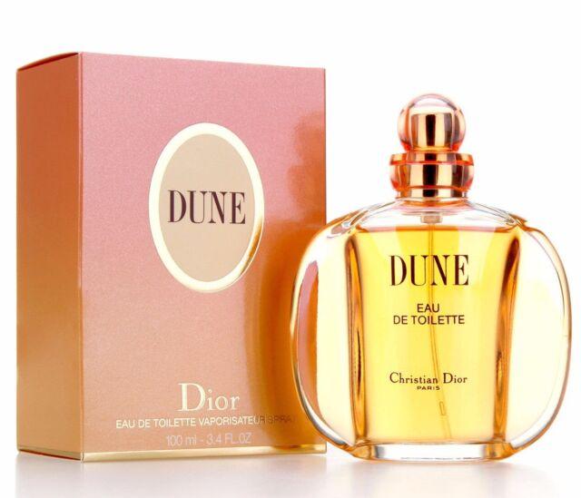 Dior Dune Fragrance for Women 100ml EDT Spray