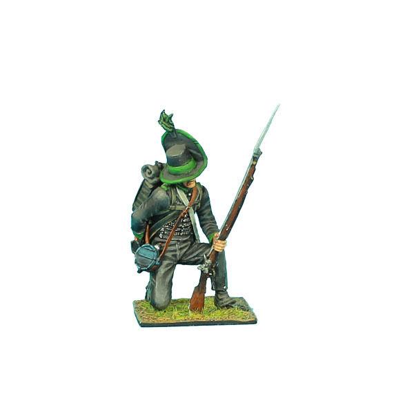 NA0258 Brunswick Advanced Guard Kneeling- Light Company av First Legion