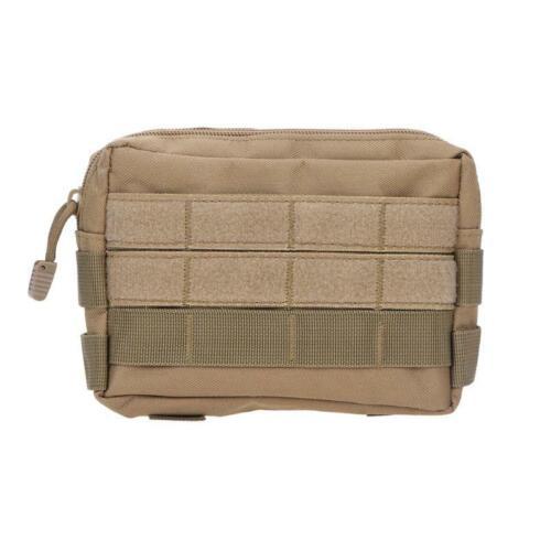 Tactical Bag Military Pocket Phone Keys Holder Molle Pouch Sports Waist Bag