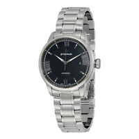 Eterna Adventic Automatic Black Dial Mens Watch