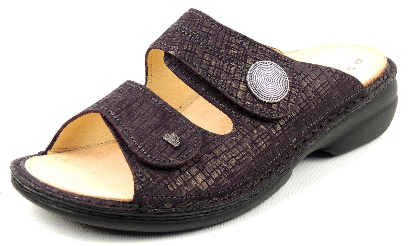 Finn Comfort Femmes Mules  zanzibar  2558 violet taille 36 - 41