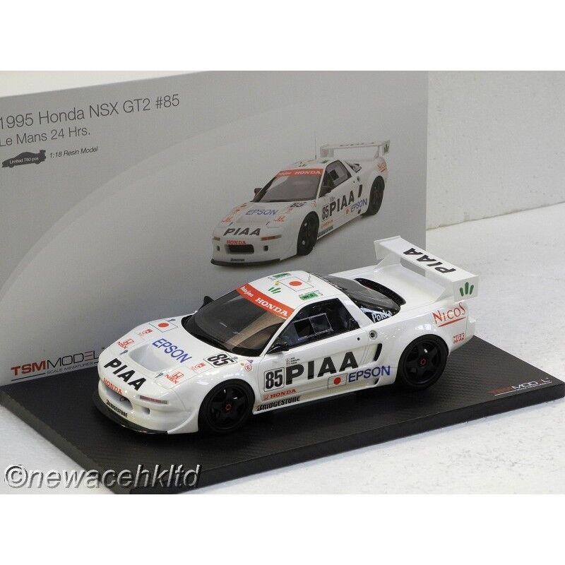Honda NSX GT2 Le Mans 24Hr Qualify TSM MODEL 1 18  TSM181002R