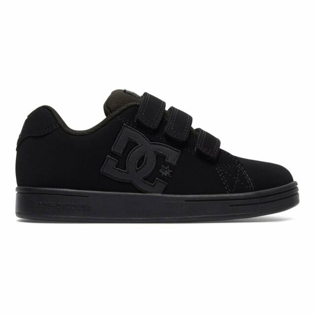 DC Shoes Character V Boys Youth Black