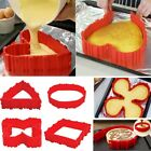 4Pcs Nonstick Silicone Bake Snakes Cake Mold Magic Diy Cake Mould Baking Tools
