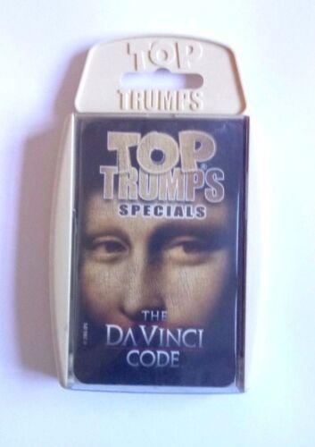 Top emporte sur Specials The DaVinci Code Jeu Cartes Nouveau libre p/&p