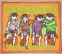 Holstein Tour De West Marin Patch