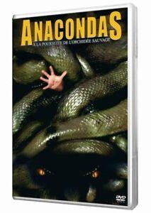 ANACONDAS-a-la-poursuite-de-l-039-orchidee-sauvage-Anaconda-2-DVD-NEUF-EMBALLE