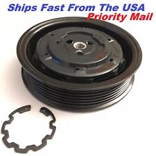AC Compressor Clutch Pulley BMW 1 3 E90 5 M Series DENSO AC