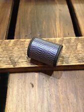 Gudebrod Jasper Blue White Silk Thread Rod Winding 50 Yard Classic Twist A