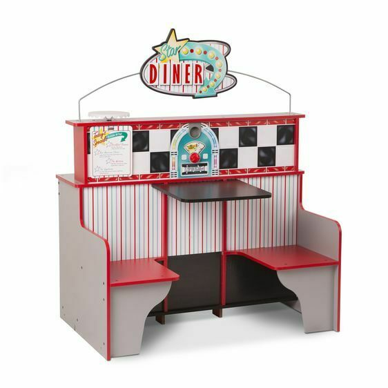 Melissa And Doug Star Diner Restaurant - 13951 - Neu