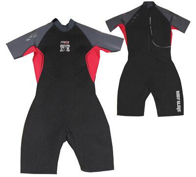 Kompetent Body Glove Pro 3 Shorty Neopren 2/1 Mm Damen Wellenreiten Surf Kite Wakeboard Weiterer Wassersport